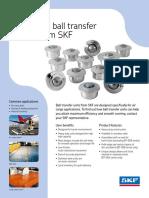 940 601 Ball Transfer for Air Cargo