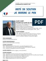 Comite Soutien Et Equipe Marinelepen2011