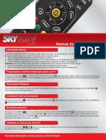 Manual Controle Skyhdtv Zapper