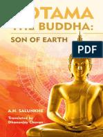 Gotama the Buddha Son of Earth