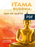 Gotama the Buddha Son of Earth
