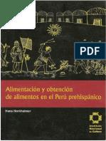 27.  Horkheimer, Hans - Alimentación y obtención de alimentos en el Perú prehispánico.pdf