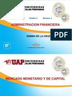 Mercado Monetario y Capital