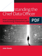 Understanding Chief Data Officer