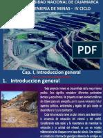 Cap. 1, Diseño de mina superficial.pptx