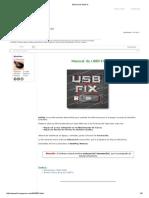 Manual de UsbFix
