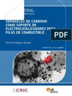 Xerogeles de Carbono 2014