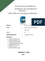 Informe Final - Pesquera Pelayo S.a.C.