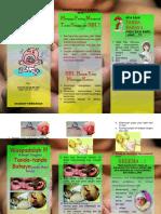 Leaflet Tanda-tanda Bahaya Bayi Baru Lahir - YUNI UTAMI PUTRI