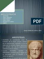 La Logica Aristotelica