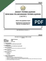 RPP FIQIH-KELAS-3-SMT-2
