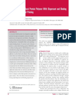 A Recombinant Triblock Protein Polymer with Dispersant and Binding Properties for Digital Printing