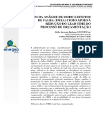 Uso Da Analise de Modo e Efeitos de Falha Como Apoio a Redução Do Lead Time Ao Processo de Orçamentação (2)