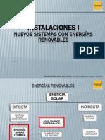instalaciones solares para agua caliente