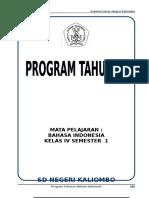 Prota Bhs.Indonesia kelas 2 MI/SD