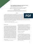 Efecto Del Grado de Competencia Por Espacio de Comedero en El Consumo de Materia Seca y Comportamiento Del Consumo de Vacas Lecheras