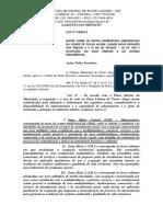 Documento Oficial Da Lei Nº 5409 de 2013 Pouso Alegre