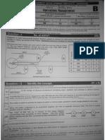 OM End Term Paper 2014