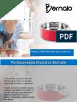 Portacomidas Electrico