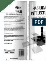 Habilidades Intelectuales - Guia Potenciacion