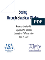 Seeing Through Statistical Studies