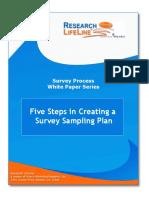 Rl Process Wp Five Step Sampling