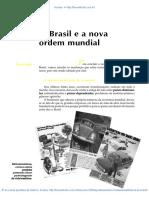 40 O Brasil e a Nova Ordem Mundial
