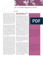 The Operating Partner - An Industrial Approach to Private Equity Investment