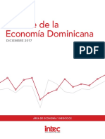 Informe Economica Dominicana INTEC 2017