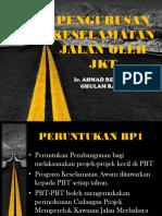 Pengurusan Keselamatan Jalan Oleh JKT(Pindaan2)