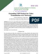 Extended UDP