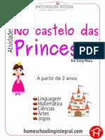 Atividades No Castelo Das Princesas-1