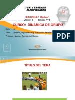 7. Sesion 7- 8. Dg Diseño y Organizacion y Evaluacion de Talleres de Capacitacion (1)