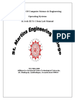 Operating System Lab Manual-3