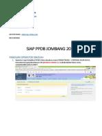 Panduan Siap Ppdb Jombang 2015