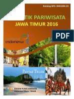 Statistik Pariwisata Jawa Timur Tahun 2015_2016