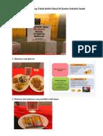 12 Jenis Makanan Yang Tidak Boleh Dijual Di Kantin Sekolah Untuk Murid