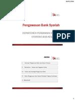 Pengawasan Bank Syariah Dan Perlindungan Konsumen
