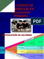 Logros de Aprendizaje en Educacion Primaria