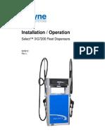 3 G7221P 8JK Install Operation Manual