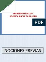 9. Ingresos Fiscales y Politica Tributarias (1)