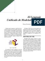 El Lenguaje Unificado de Modelado