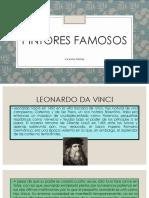 PINTORES FAMOSOS.pptx