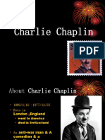 Charlie Chaplin {New}