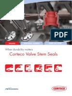 2016 Corteco Valve Stem Seal Catalogue Nok