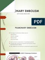 p.embolism