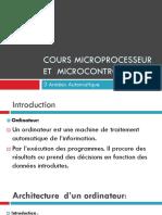 Cours Microprocesseur Et Microcontroleursimpl (1)