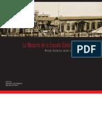 La Masacre de La Escuela Santa María de Iqueque - Mirada Histórica Desde La Cámara de Diputados - [Ed. Bibliote Nacional de Chile, 2007]