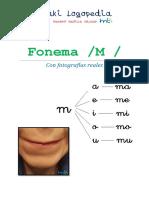 1. Fonema M