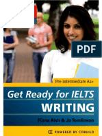 Get Ready for IELTS Writing Pre-Intermediate A2+